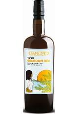 Rum Samaroli Guadeloupe Rum Distilled in 1998 bottled in 2016 from Cask No. 54 320 bottles produced 750ml