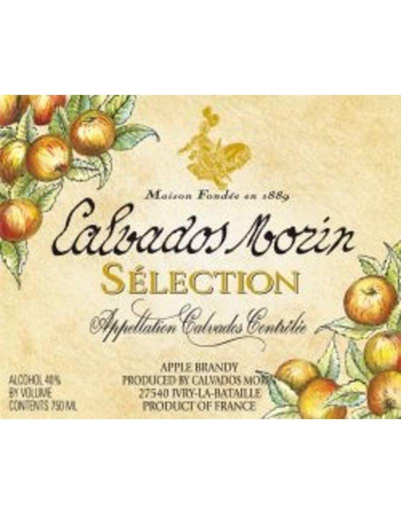 """Brandy Morin """"Selection"""" Calvados 750ml"""