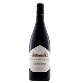 French Wine Chateau du Trignon Cotes du Rhone Rouge 750ml