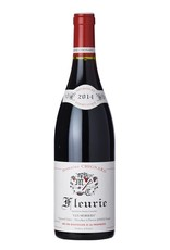 """French Wine Domaine Chignard Fleurie """"Les Moriers"""" 2013 750ml"""