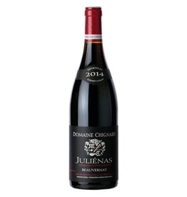 "French Wine Domaine Chignard Juliénas ""Beauvernay"" 2013 750ml"