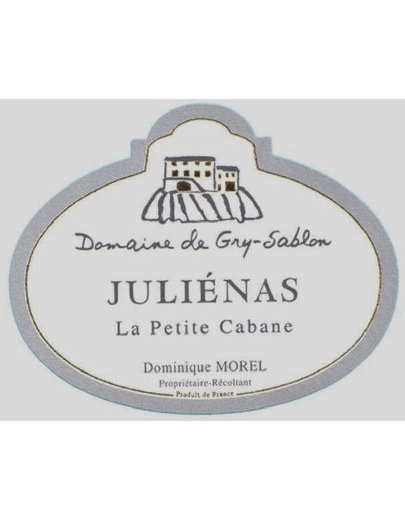 """French Wine Domaine de Gry-Sablon Julienas """"La Petite Cabane"""" 2014 750ml"""