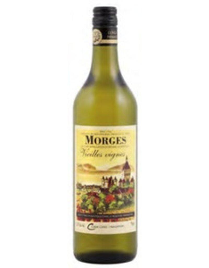 Swiss Wine Cave de la Cote Morges Vielles Vignes La Cote AOC Switzerland 2015 750ml