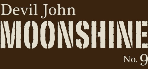"Whiskey Devil John Moonshine ""No. 9"" Barrel House Distilling Co. 750ml"