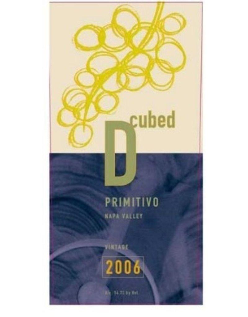 American Wine D Cubed Napa Valley Primitivo 2006 750ml