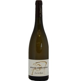 "French Wine Eric Forest Macon-Vergisson ""Sur La Roche"" 2014 750ml"