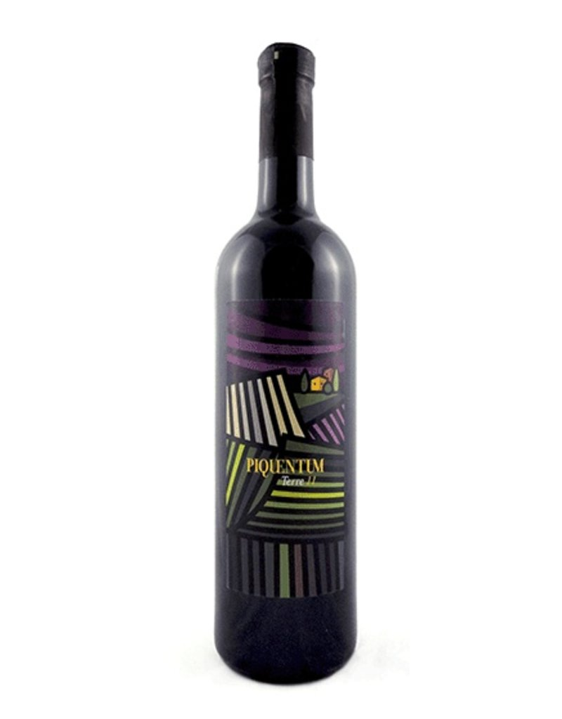 "Eastern Euro Wine Piquentum ""Terre 14"" Istria, Croatia 2014 750ml"