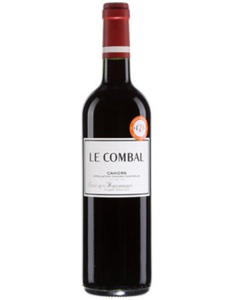 """French Wine Cosse et Maisonneuve """"Le Combal"""" Cahors 2012 750ml"""