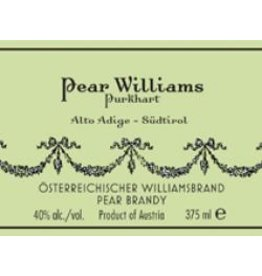 Brandy Purkhart Pear Poire Williams Brandy Austria 750ml