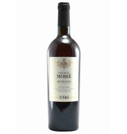Dessert Wine Chateau Mossé Rivesaultes Vin Doux Naturel 1946 750ml