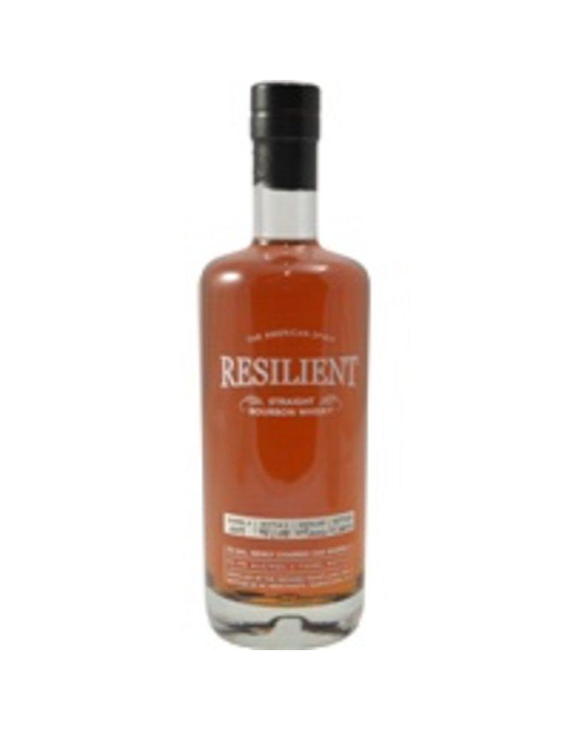 Bourbon Resilient Straight Bourbon Whisky Barrel #004 10 Year Distilled 05/2006, bottled 11/2016 750ml