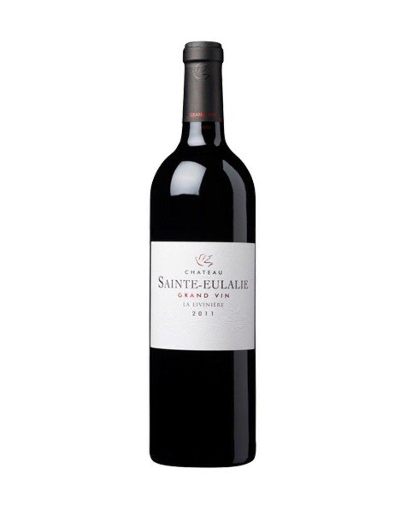 "French Wine Chateau Sainte-Eulalie ""Grand Vin"" Minervois La Liviniére  2011 750ml"