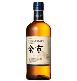 Asian Whiskey Nikka Yoichi Single Malt Whisky 750ml