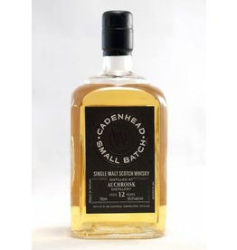 Scotch Candenhead Auchroisk 12 Year