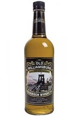 Bourbon Old Williamsburg Straight 80 Proof 750ml