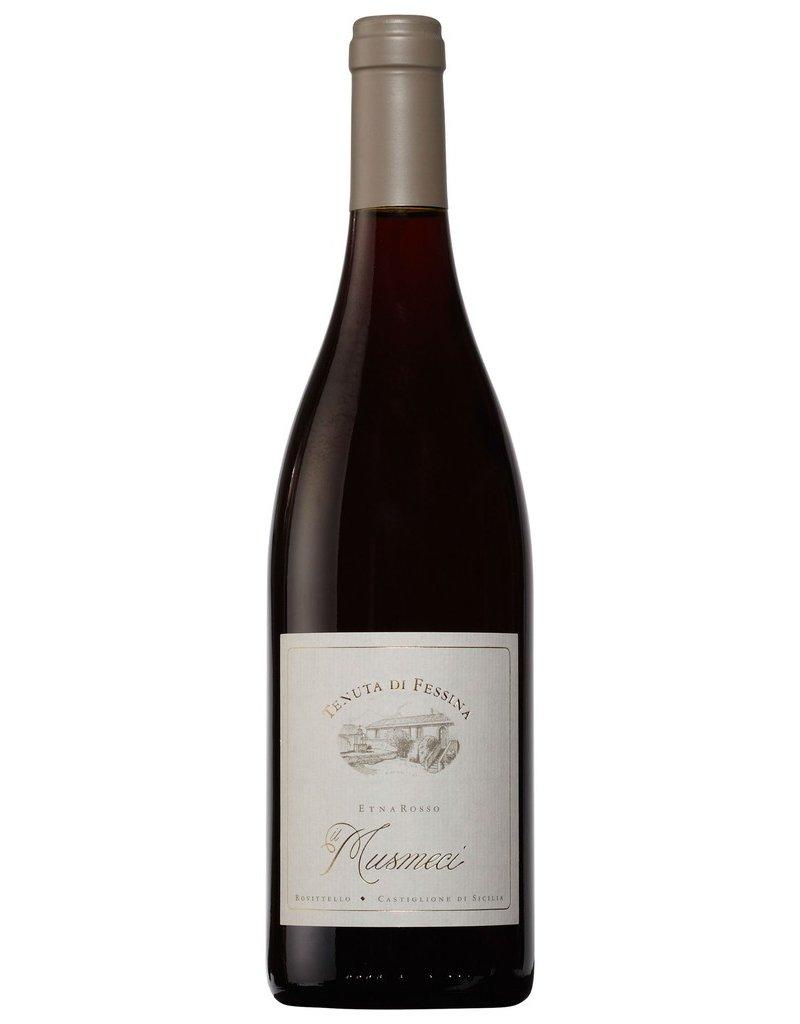 """Italian Wine Tenuta di Fessina """"Il Musmeci"""" Etna Rosso Reserva 2010 750ml"""
