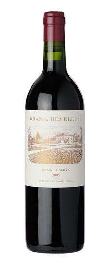 Spanish Wine Granja Remelluri Rioja Gran Reserva 2009 750ml