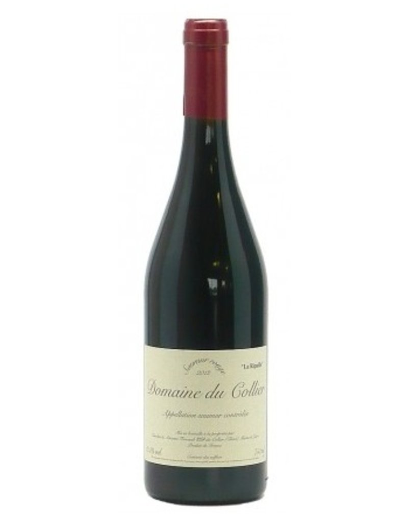 "French Wine Domaine du Collier Saumur Rouge ""La Charpentrie"" 2012 750ml"