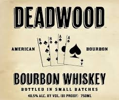 Bourbon Deadwood Bourbon 750ml