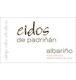 Spanish Wine Eidos de Padriñan Rias Baixas Albariño 2014/15 750ml