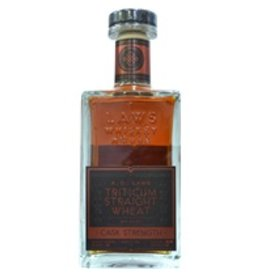Whiskey AD Laws Triticum Straight Wheat Whiskey 750ml
