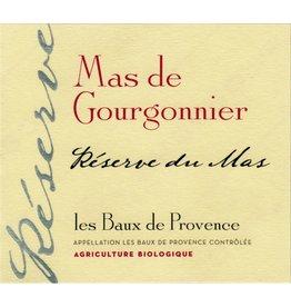 """French Wine Mas du Gourgonnier Les Baux de Provence """"Reserve du Mas"""" 2014 750ml"""