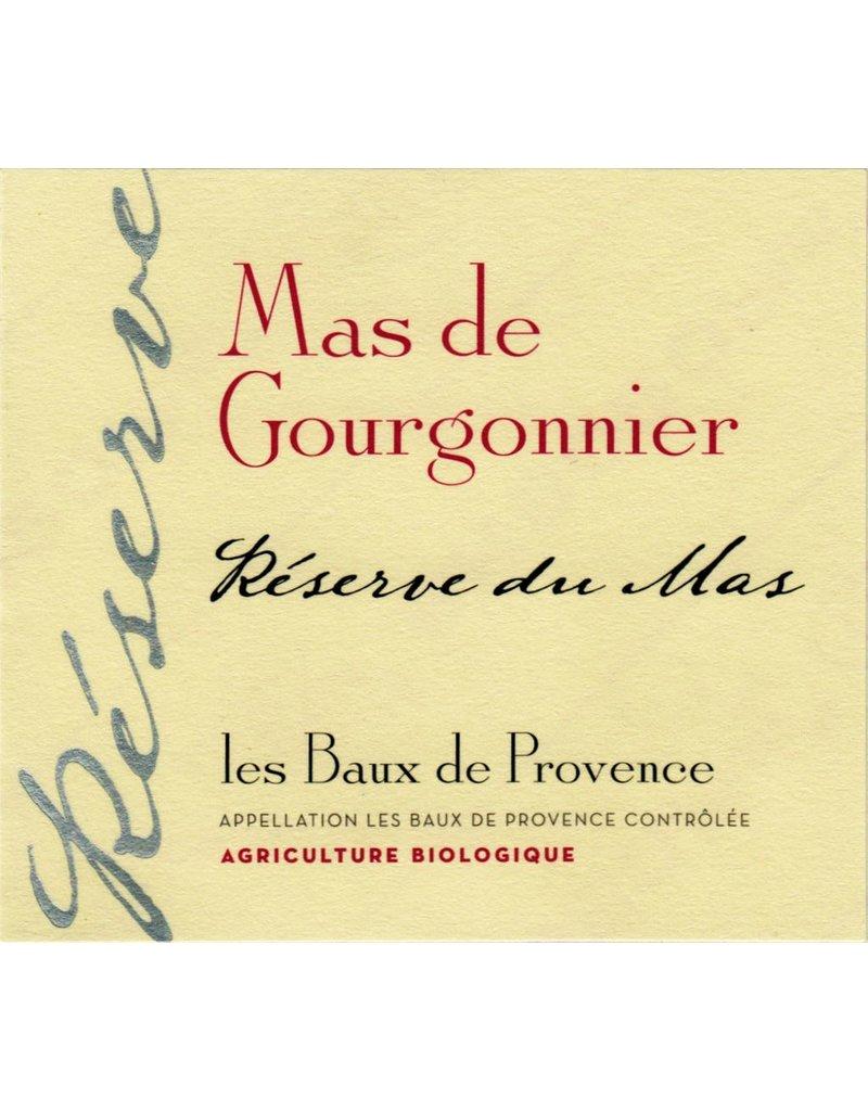 """French Wine Mas du Gourgonnier Les Baux de Provence """"Reserve du Mas"""" 2011 750ml"""