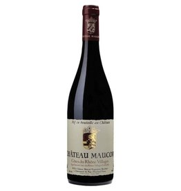 French Wine Chateau Maucoil Cotes-du-Rhone-Village 2014 750ml