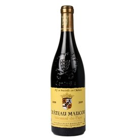 French Wine Chateau Maucoil Chateauneuf-du-Pape 2014 750ml