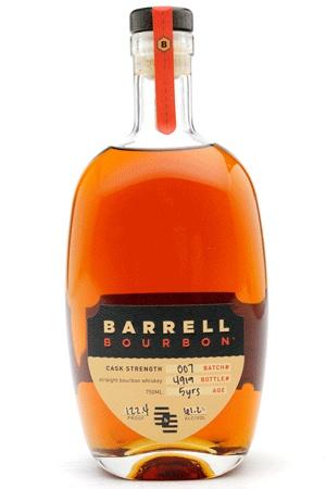 Bourbon Barrell Bourbon Batch 7B 5 Years Cask Strength 120.2 Proof 750ml