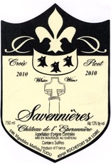 "French Wine Chateau de L'Eperonnieres ""Croix Picot"" Savennieres 2014 750ml"