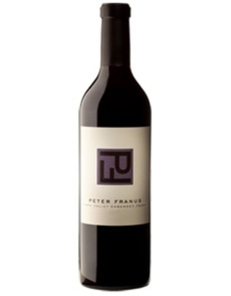American Wine Peter Franus Cabernet Franc Napa Valley 2012 750ml