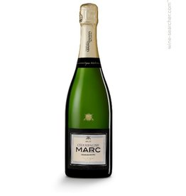 Sparkling Wine Champagne Marc Grand Cuvee Brut NV 750ml