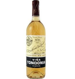 "Spanish Wine Lopez de Heredia ""Vina Tondonia"" Rioja Reserva Blanco 2002 750ml"