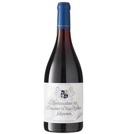 Swiss Wine Adrian & Diego Mathier L'Ambassadeur des Domaines Diego Mathier Valais Switzerland Pinot Noir 2014 750ml