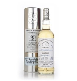 Scotch Signatory Vintage Bunnahabhain 2001 11 Year Cask No. 1771 Cask Strength 56%ABV 750ml