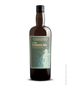 Rum Samaroli Barbados Rum 2000, Bottled in 2016 From Selected Cask No. 57 750ml