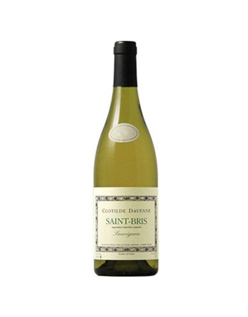 French Wine Clotilde Davenne Saint-Bris Sauvignon 2014 750ml