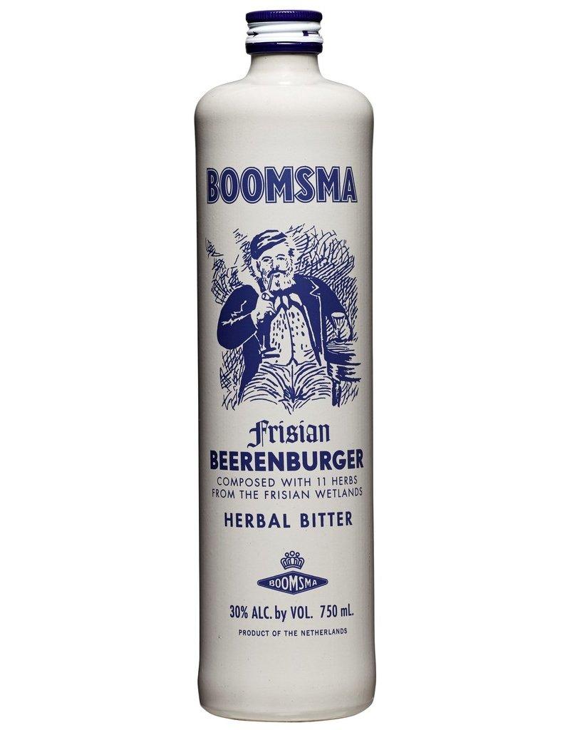 Liqueur Boomsma Frisian Beerenburger Herbal Bitter 750ml