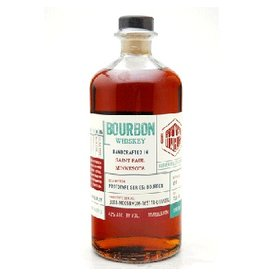 Bourbon 11 Wells Bourbon Bottled Exclusively for Independent Spirits, Inc. Batch 001, Barrel #10 42%abv 750ml
