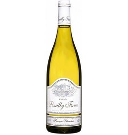 French Wine Francis Blanchet Pouilly Fumé Vieilles Vignes 2015 750ml