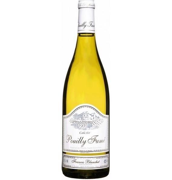 French Wine Francis Blanchet Pouilly Fumé Vieilles Vignes 2016 750ml