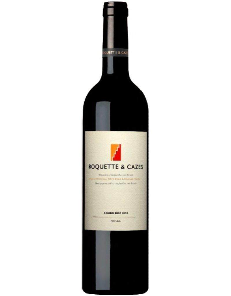 Portuguese Wine Roquette & Cazes Douro Doc Red 2012 750ml