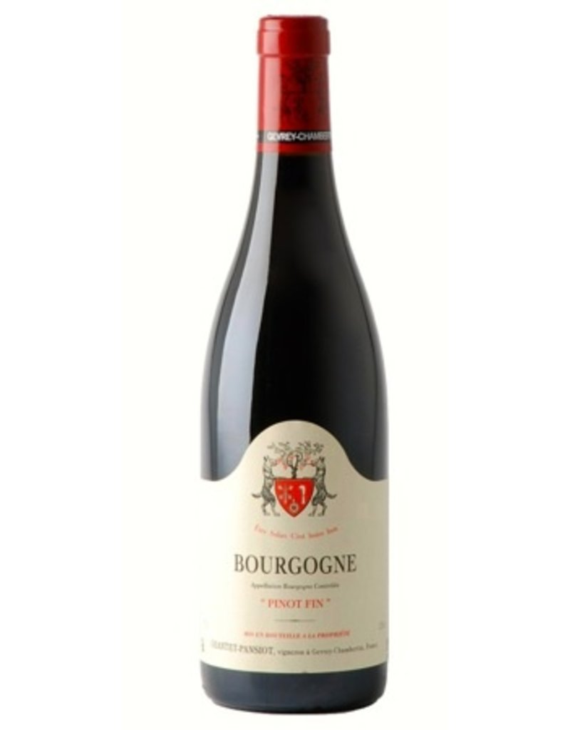 French Wine Geantet-Pansiot Pinot Fin 2014 750ml