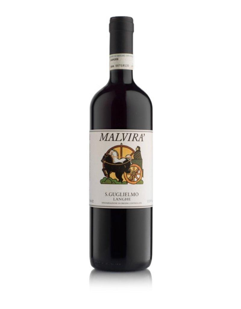 """Italian Wine Malvira' """"S. Guglielmo"""" Langhe Rosso 2006 750ml"""