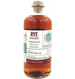 Rye Whiskey 11 Wells Rye Whiskey Prototype Series 42% abv 750ml