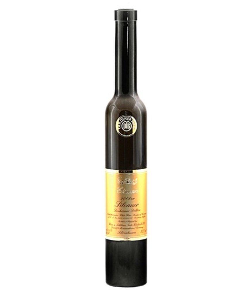 Dessert Wine Fritz Windisch Silvaner Eiswein Rheinhessen 2008 375ml