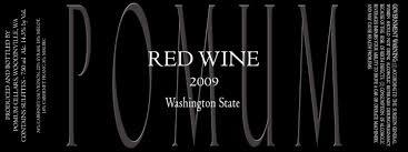 American Wine Pomum Cellars Red Blend 2013 750ml