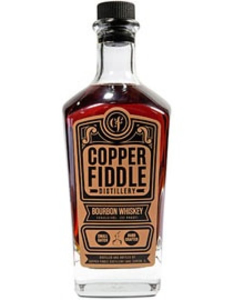 Bourbon Copper Fiddle Bourbon 750ml