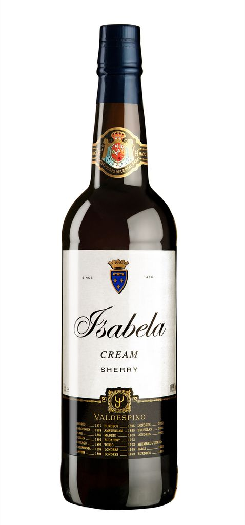 "Sherry Valdespino ""Isabela"" Cream Oloroso Sherry 750ml"